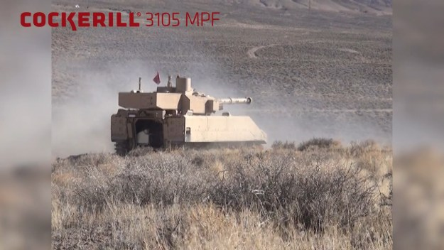 CMI Defence Cockerill 3105 MPF