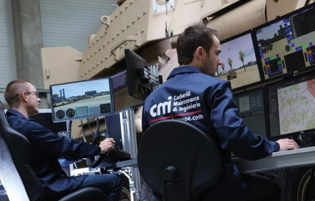 CMI Defence Workshops
