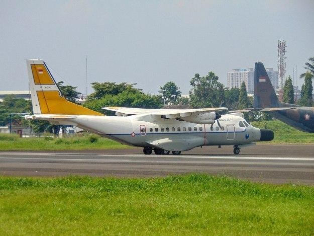 CN-235 Medium-Range Transport Aircraft