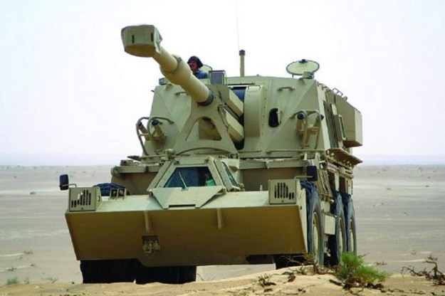 Denel G6-52 Self-Propelled Howitzer