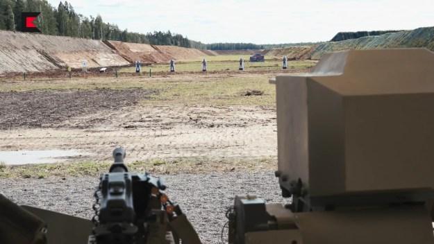 Kalashnikov Automatic Fire-Control System