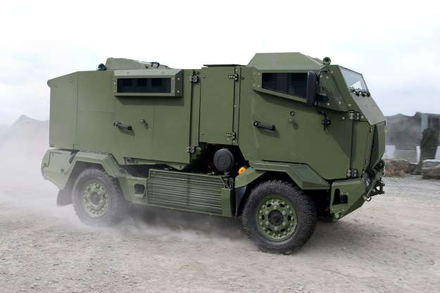 MUNGO Large Capacity Vehicle