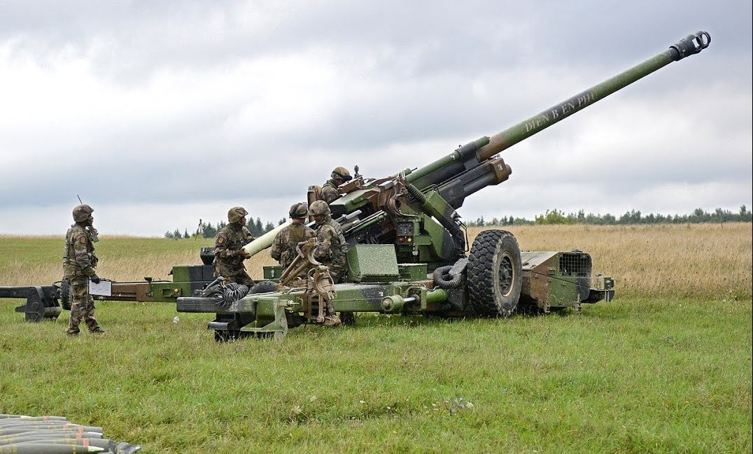 Nexter Group TRF1 Towed Howitzer