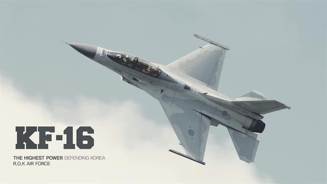 Republic Of Korea Air Force - KF-16 C/D