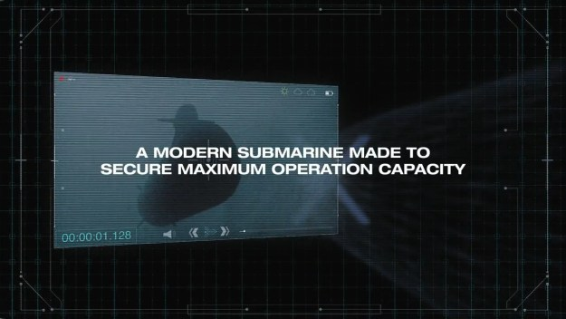 SAAB Damen Expeditionary Submarine