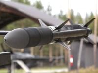 AIM-120 AMRAAM Medium-Range Air-to-Air Missile