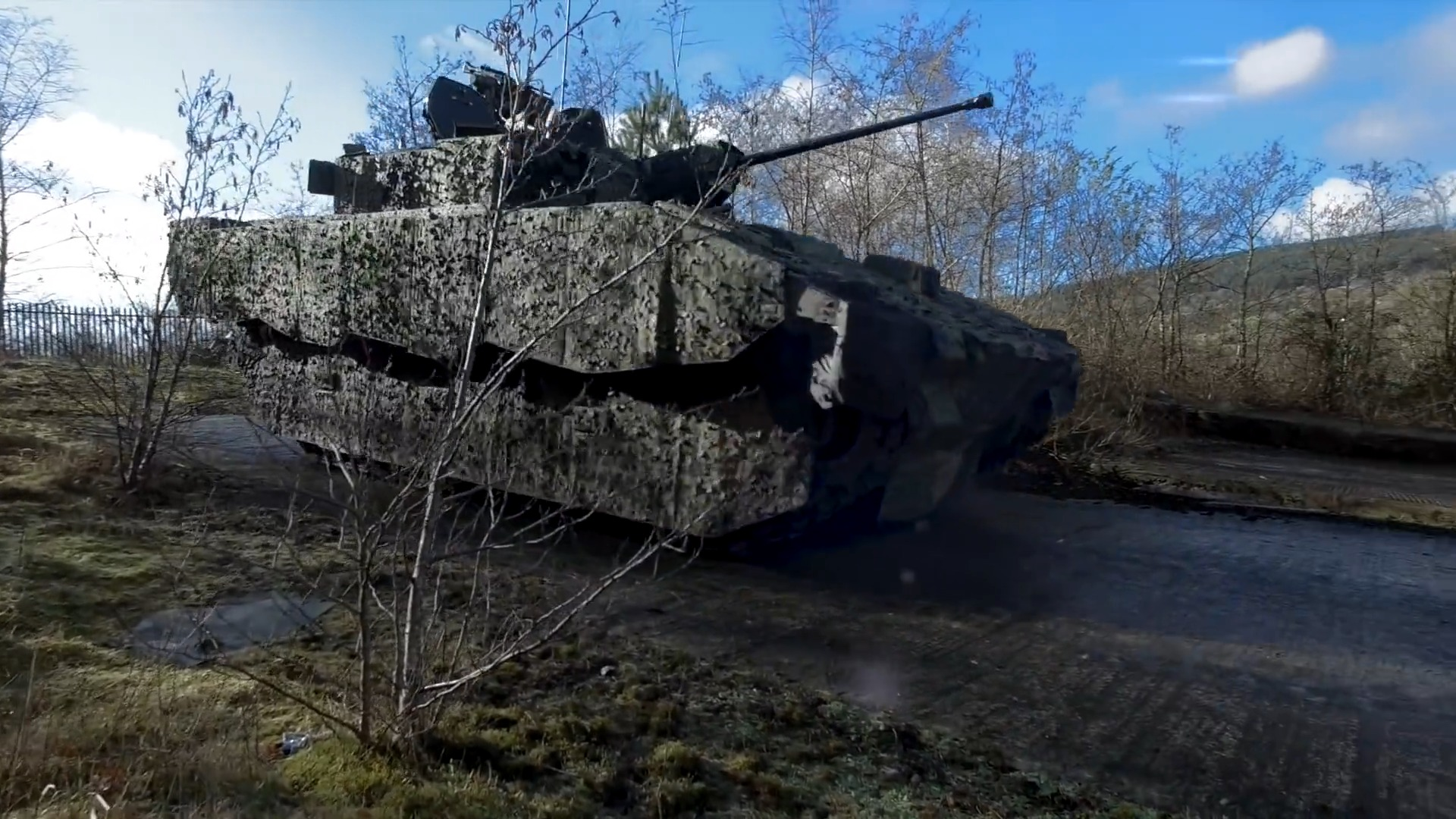 AJAX Armoured Fighting Vehicles