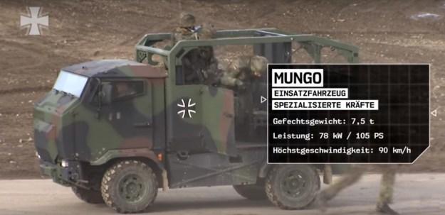 German Army German Army - Mungo ESK