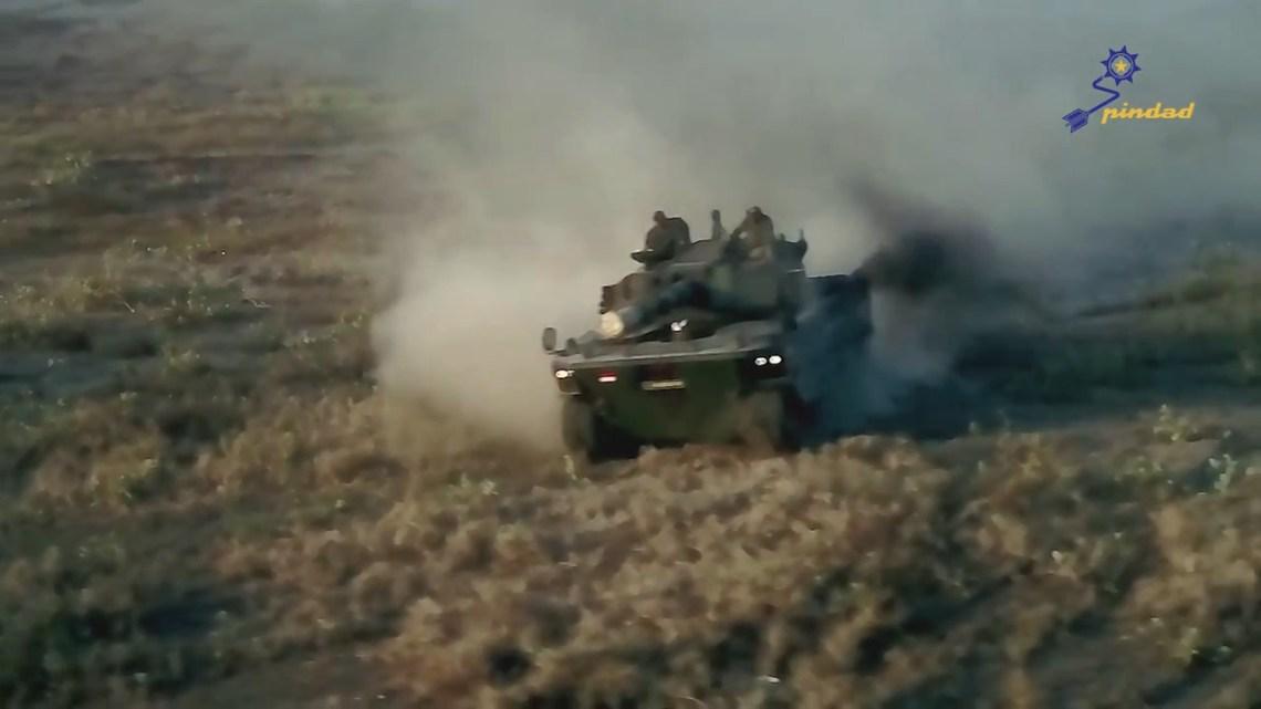 Pindad Harimau Medium Tank