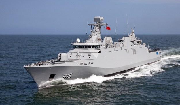 RMNS Allal Ben Abdellah Sigma-class 9813