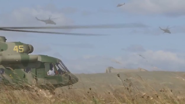 Russian Army Aviation