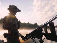 Special Warfare Combatant-Craft Crewman Graduate 100th Class