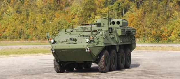 Stryker Anti-Tank Guided Missile (ATGM)