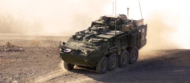 Stryker Medical Evacuation Vehicle (MEV)