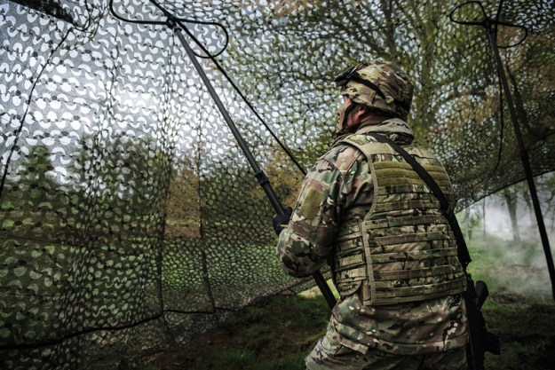 U.S. Army awards contract to Saab for Ultra Lightweight Camouflage Net Systems (ULCANS)