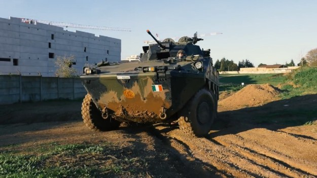 VBM Freccia Armoured Infantry Fighting Vehicle
