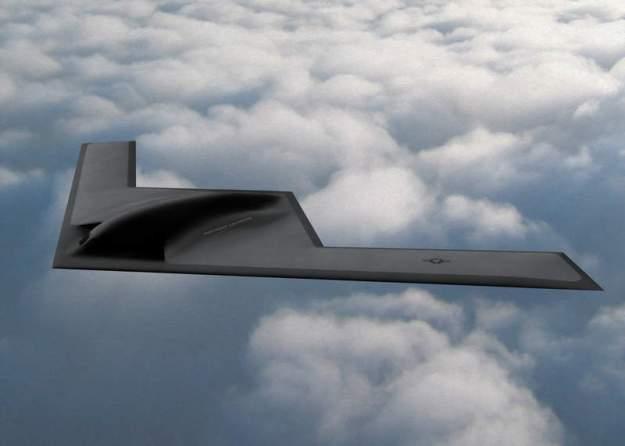 Northrop Grumman B-21 Raider stealth strategic bomber