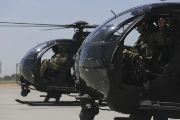 Boeing Sikorsky Aircraft Support awarded $1.1B for Special Ops helicoptor support
