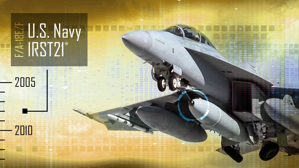 Boeing taps Lockheed Martin for US Navy's F/A-18E/F Block II IRST21 contract