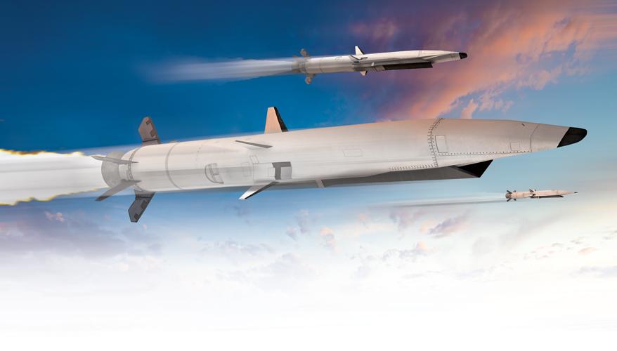 U.S. Department of Defense (DoD) Scaling Up Effort to Develop Hypersonics