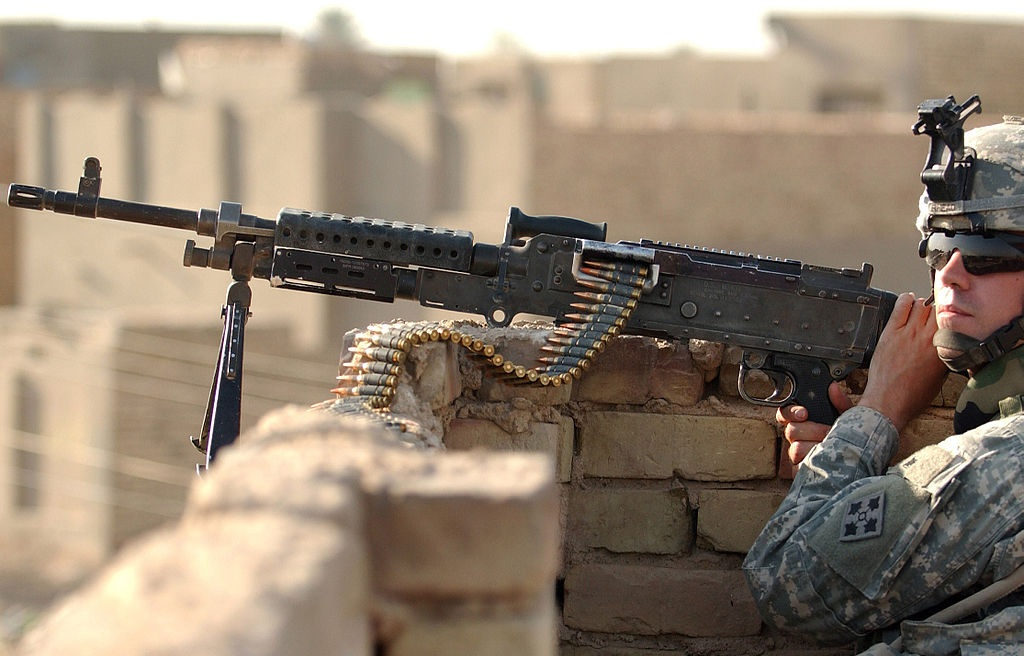 FN America Wins 13M Contract to Build M240 Machine Guns for The U.S. Army