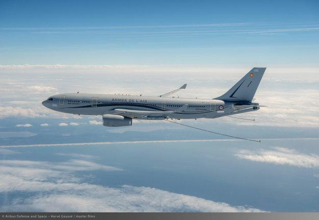 France orders three more Airbus A330 MRTT Multi-Role Tanker