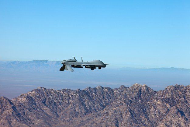 General Atomics receives $40 million for Gray Eagle drone services