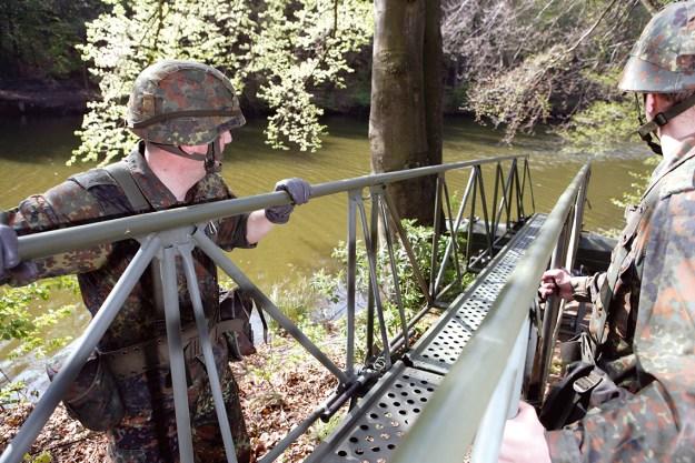 IAB - Infantry Assault Bridge