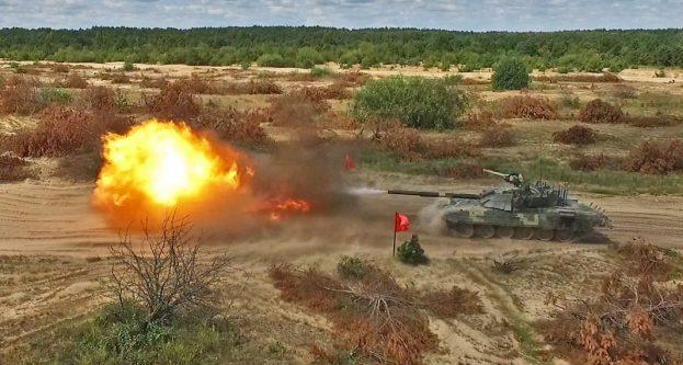 Kiev Armoured Plant T-72 AMT Main Battle Tank