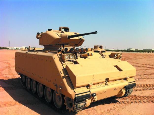M113A4 IFV