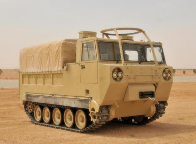 M548A4 Cargo Carrier