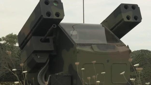 Northrop Grumman's Short-Range Air Defense (SHORAD) Capabilities