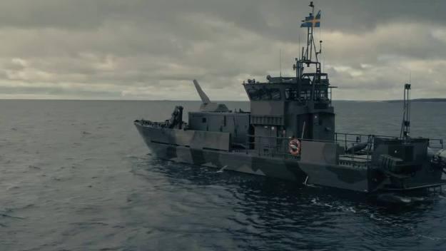 Patria Nemo Container - Fast Supply Vessel
