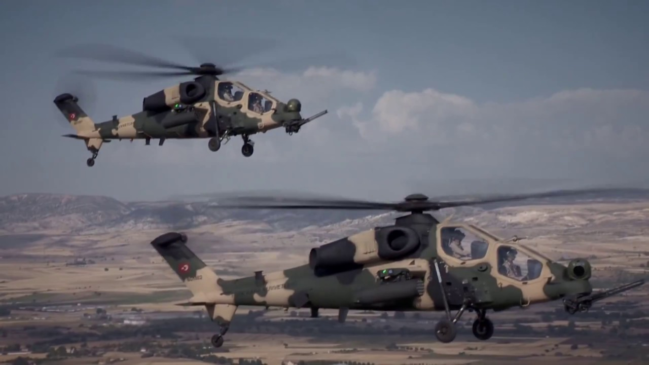 Philippine Air Force picks Black Hawks, T129 ATAK choppers