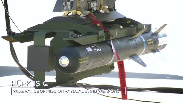 TAI Hürkuş Trainer and Ground Attack Aircraft