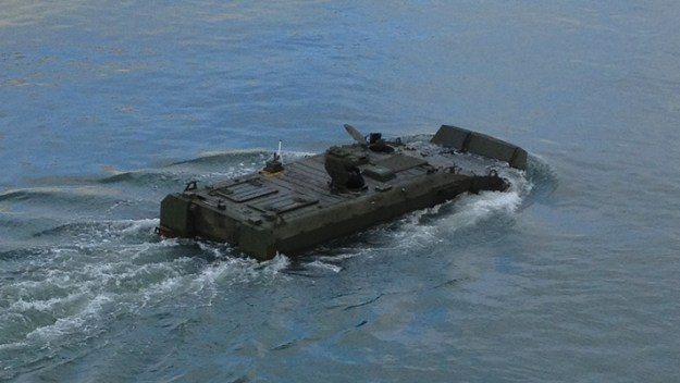BAE Systems Amphibious Combat Vehicle (ACV) 1.1