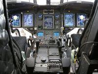 Boeing CH-47F cockpit