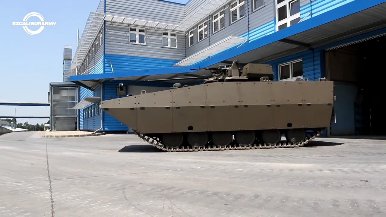 BVP-M2 SKCZ Infantry fighting vehicle