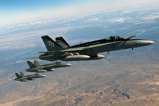 Canada Finalizes Deal for Australian F/A-18A/B Hornets