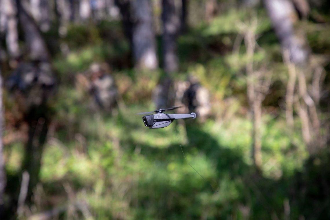 FLIR Black Hornet® 3 Personal Reconnaissance Systems (PRS)