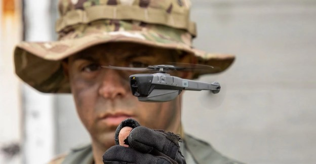 FLIR Systems awarded $89 million contract from French to deliver Black Hornet UAV