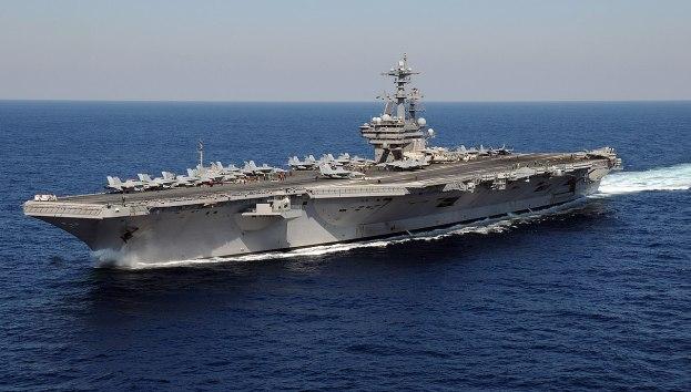 General Dynamics NASSCO wins $91 million for USS George H.W. Bush (CVN-77) dry-docking