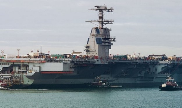 Huntington Ingalls to Build Ford-class aircraft carriers for $26 Billion
