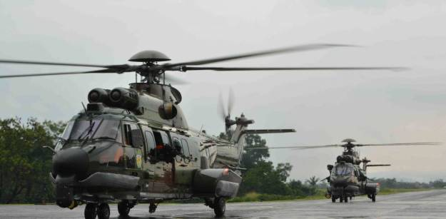 Indonesian Air Force H225M Caracal