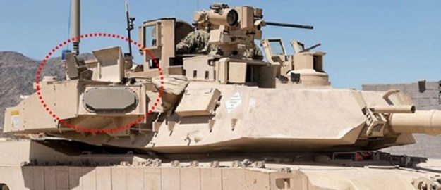 TROPHY Active Protection System (APS)