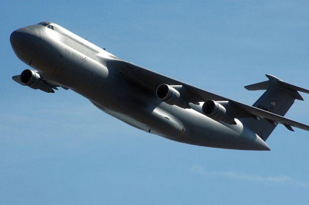 U.S. Air Force awards Lockheed $131.6 million for C-5 sustainment