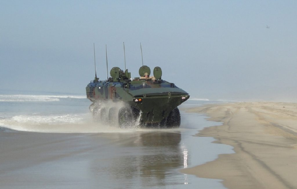 Marine Corps' new ACV proved capable fully replacing AAV7