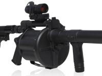Milkor 40mm MGL Mark 1LMultiple Grenade Launcher