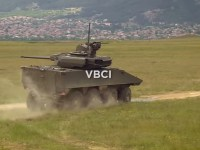 Nexter System VBCI 2 T40 8×8 wheeled armoured vehicle