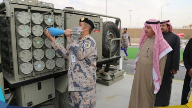 NTGS Alakran mortar carrier system secured first export order from Saudi Arabian Border Guards